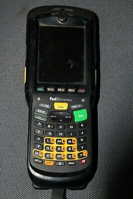 Motorola Mc959b Barcode Scanner Fedex Express 2 A58