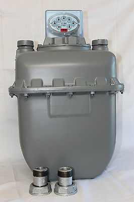 Rockwell R-750 Gas Meter