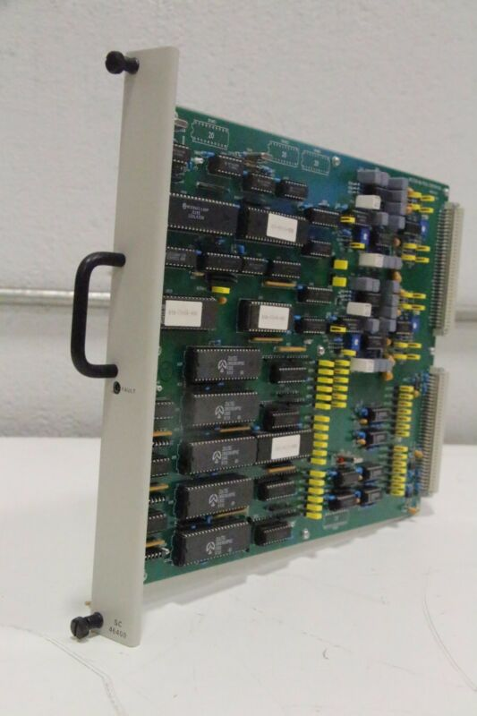 Western Multiplex 46400 Service Channel Board Card