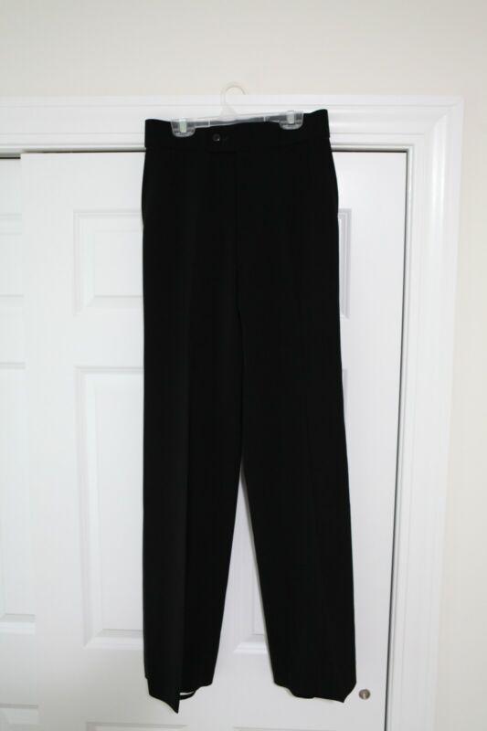 "Taka Man High Rise Black Dance Pants Size 73 ( 28.5"")"