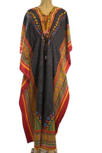 Dashiki Long Dress (RastaWearCollection)