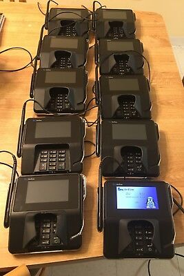 Lot Of 10 Verifone Mx915 Payment Terminal Credit Cardchip Reader Pin Pad