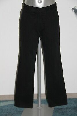 pantalon chino homme noir burberry london taille 44 fr excellent État
