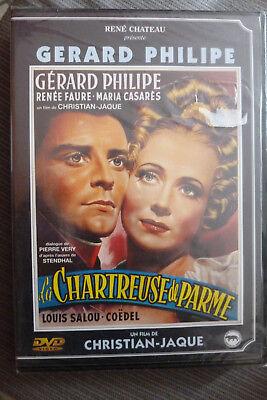 DVD la chartreuse de parme avec gerard philipe 1948 rené chateau neuf emballé