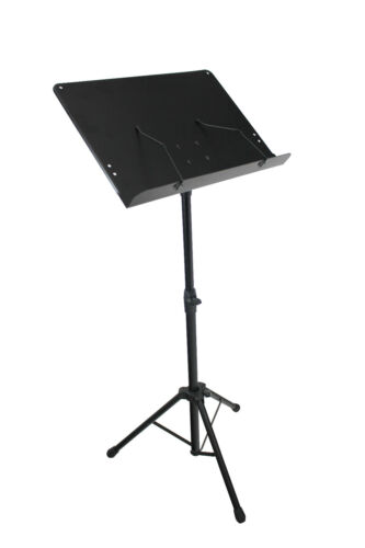 Ravel SP007P Premium Conductor Style Metal Sheet Music Stand