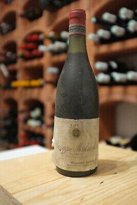 Chassagne Montrachet Georges Vasseur Rotwein 1 Flasche original