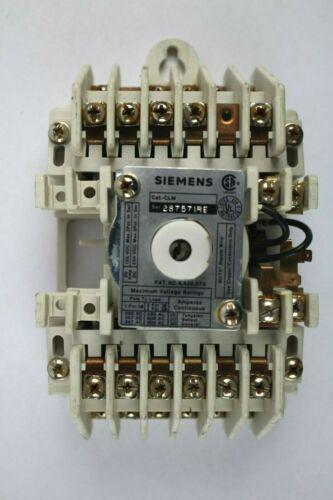 Siemens CLM 287571RE 12 Pole 20A Contactor