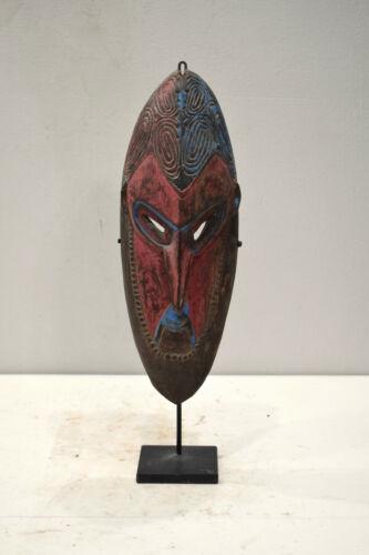 Mask Papua New Guinea Mask Boiken Wood Mask