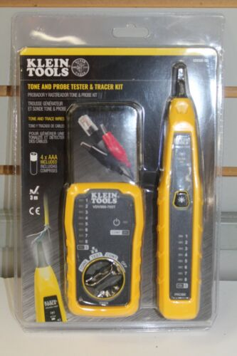 Klein Tools VDV500-705 Tone & Probe Test and Trace Kit