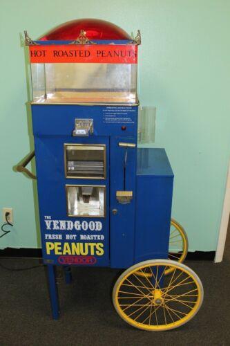 Vendor Vendgood Peanut Vending Machine Vintage Rare