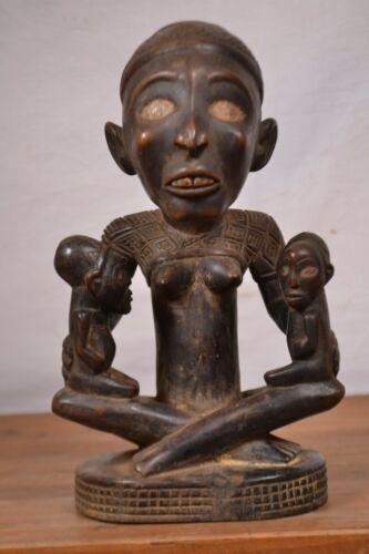African Tribal Art,kongo statue from  bakongo tribal (DRC) Congo