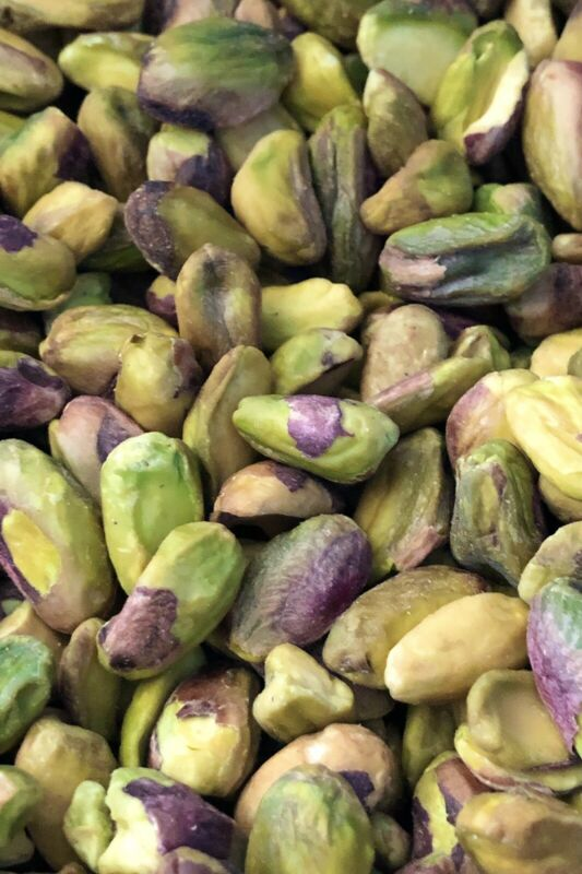 Fresh RAW Pistachios Whole and Large Pieces Bulk Packaged Choose Your Weight