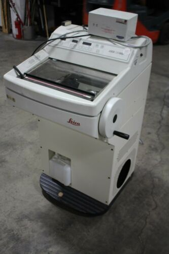Leica CM1850 Clinical Cryostat Medical Machine WORKING