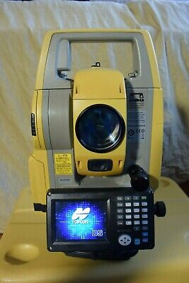 Topcon Robotic Total Station Model Ds-203ac
