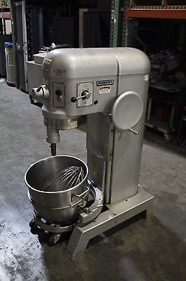 Hobart 60 Qt Dough Mixer With Attachment Model H-600