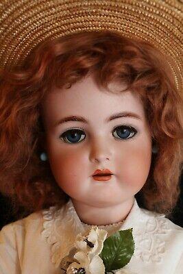 Antique Kammer & Reinhardt Simon Halbig German Bisque Doll, 31 IN, Antique Doll