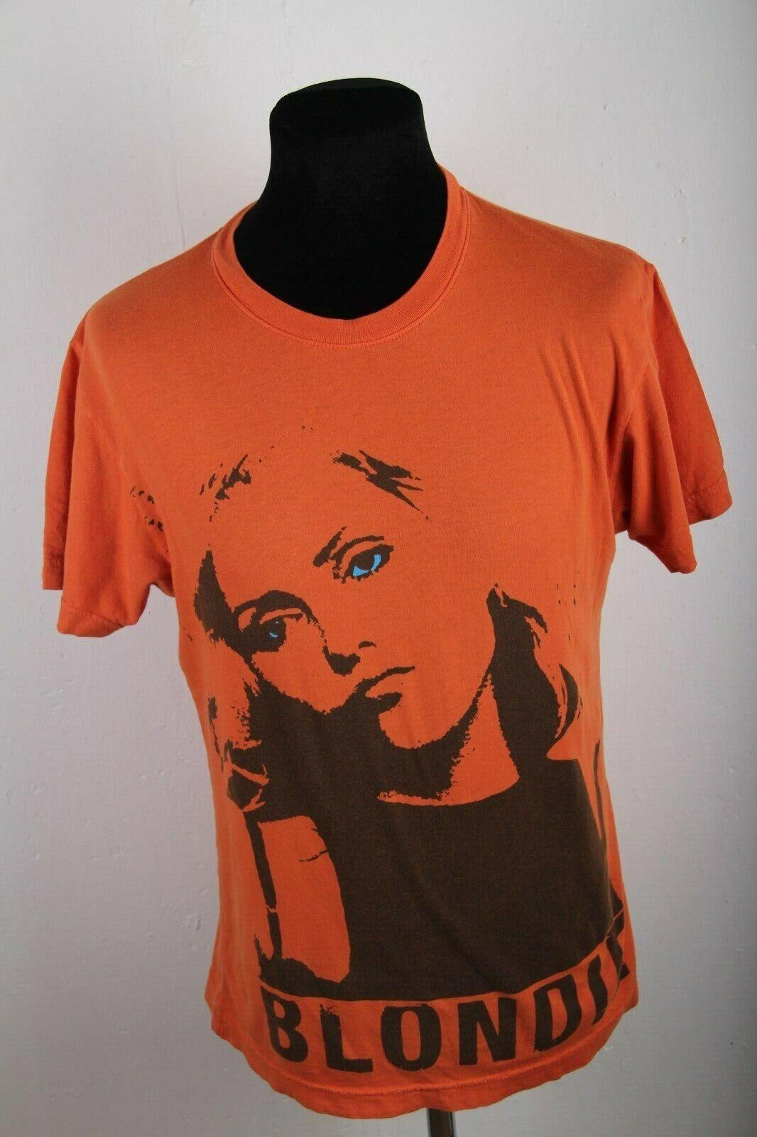 Marc Jacobs Debbie Harry Rare Blondie  t-shirt sz