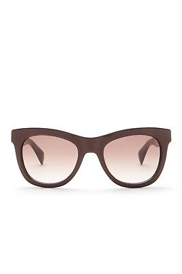 NWT J.Crew Madewell Betty Sunglasses rust color cat eye classic SOLD OUT