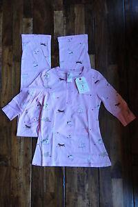 New Munki Munki POODLE-BULLDOG-GREYHOUND-DACHSHUND Dog Pajama Set *Size Large