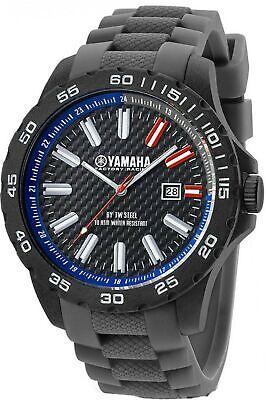 NEW TW Steel Yamaha Factory Racing Mens Quartz Watch - Y7