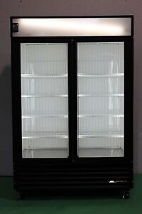 TRUE GDM 49 & 49F TWO GLASS DOOR COOLERS & FREEZERS