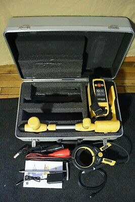 Metrotech Vivax Locator Set Model Vm-850 With Inductive Clamp