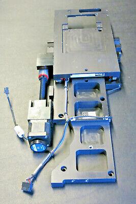 Parker 803-9288e Linear Actuator Stage 3travelstepper Motorsub Micron Encoder