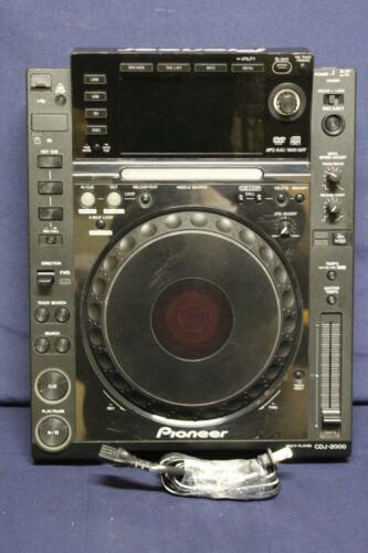 Pioneer CDJ 2000 CD/USB Pro Turntable C4