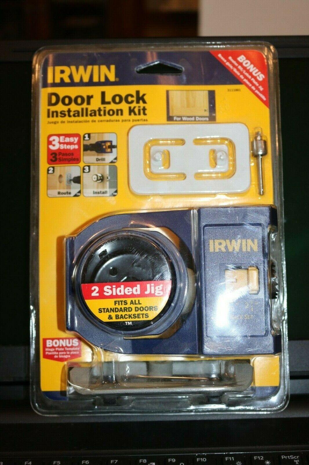 Irwin Industrial Tool #3111001 Carb DRLock Install Kit