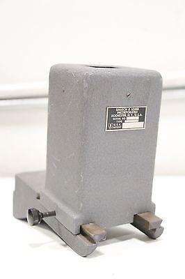 Bausch Lomb 33-86-44 Monochromator Bl Light Source Housing Free Priority Sh
