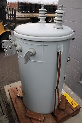 New Protec 167kva Pole Mount Transformer Hv 720012470y