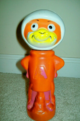 Vintage 1960s Atom Ant Bubble Bath Container   Hanna-Barbera