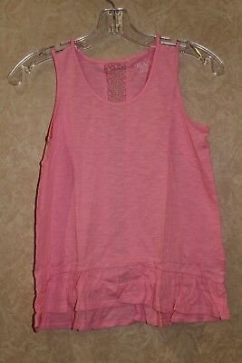The Childrens Place Girls Sleeveless Top Size XL 14   ____________ M20F3