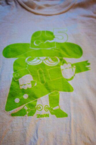 Vintage Zwan Smashing Pumpkins 2003 Metro Shirt Rare (Size M, Very Good Cond.)