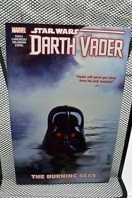 - Star Wars Darth Vader Dark Lord of the Sith Volume 3 The Burning Seas Marvel TPB