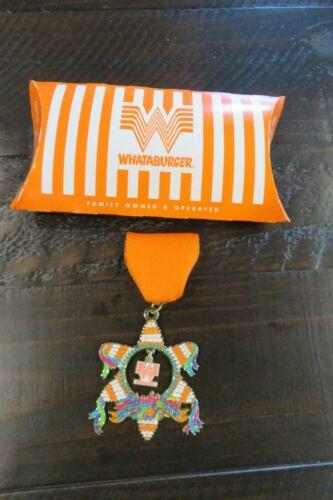 San Antonio Texas Fiesta Medal 2021 Whataburger Fiesta is Back! Brand New!