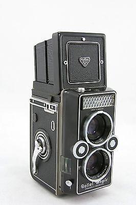 Rollei Magic I, vintage twin lens reflex camera, lens Schneider Xenar 3.5/75mm