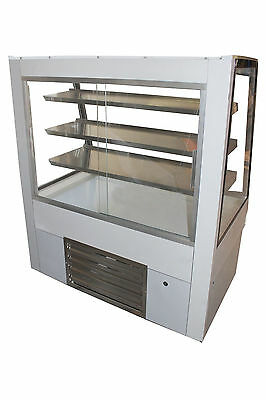 Coolman Commercial High Bakery Pastry Display Dry Case 36