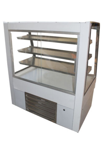 """Coolman Commercial High Bakery Pastry Display Dry Case 36"""""""