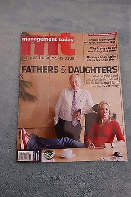 Management Today Magazine: November 2009, Fathers & Daughters