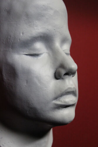 Linda Blair 1:1 Life Mask -  Exorcist