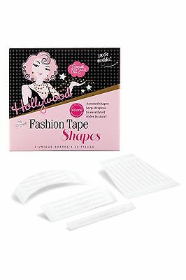 Hollywood Fashion Tape Shapes 4 shapes / 24 pieces