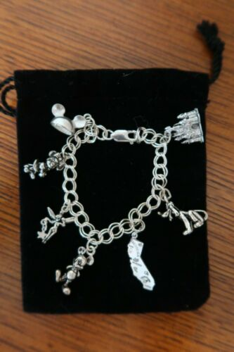 Disneyland Charm Bracelet