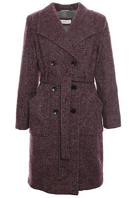 sheego Kurzmantel Mantel Wintermantel Gehrock Jacke Damen Wolle Plusgröße  - Mantel Damen Kurz Wolle Jacke