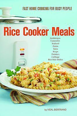 Best selling cookbook Rice Cooker Meals: Fast Home Cooking for Busy