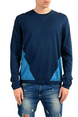 Versace Collection Men's Two Tones Crewneck Sweater Size 2XL 3XL