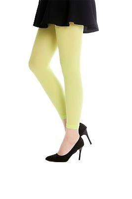 DRESS ME UP Strumpfhose Leggings Damenkostüm Karneval Halloween grün S/M - Grüne Dress Up Kostüm