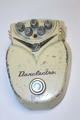 Danelectro Daddy-O Overdrive Guitar Effect Pedal (metal housing)  #R3153