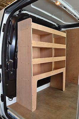 Ford Transit Custom Racking Van Shelving Bulkhead storage unit - WR57