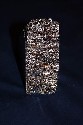Bismuth Metal Ingot 15 Pounds 99.99% Pure Crystals Geodes Fishing Shotgun